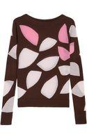 Diane Von Furstenberg Tinkit Sweater - Lyst
