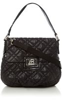 Kenneth Cole Reaction Chrystie Street Quilt Flapover Shoulder Bag - Lyst