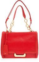 Diane Von Furstenberg New Harper Charlotte Leather Bag - Lyst