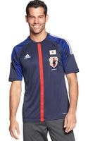 Adidas Climacool Japan Home Jersey - Lyst