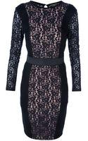 By Malene Birger Olisio Chantilly Lace Dress - Lyst