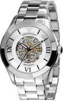 Emporio Armani Meccanico Automatic Bracelet Watch - Lyst