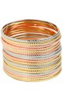 Baublebar Metal Bangle Set - Lyst