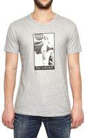 Dolce & Gabbana Coca Cola Print Cotton Jersey Tshirt - Lyst