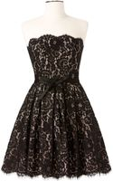 Robert Rodriguez Fit And Flare Lace Dress - Lyst