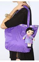 Lesportsac The Disney X Lesportsac Cosette Doll Tote - Lyst
