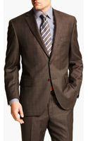 Peter Millar Check Suit - Lyst