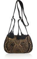 Antik Batik Darie Suede Shoulder Bag - Lyst