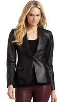 Sachin & Babi Heidi Leather Jacket - Lyst