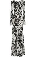 Emilio Pucci Long Dress - Lyst