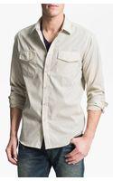 RVCA Republic Woven Shirt - Lyst