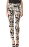 J Brand Rosemary Trousers - Lyst
