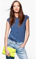 Marc By Marc Jacobs Izzy Silk Top - Lyst