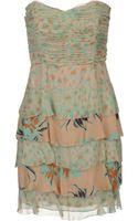 By Malene Birger Short Dresses - Lyst
