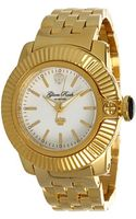 Glam Rock Lady Sobe 40mm Gold Plated Watch - Lyst