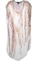 Just Cavalli 34 Length Dresses - Lyst