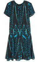 Proenza Schouler Bug Print Dress - Lyst