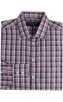 Rag & Bone Mens Charles Plaid Shirt - Lyst