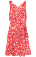 Thakoon Addition Sleeveless Floral Print Dress - Lyst