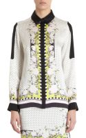 Icb Hand-kerchief Print Top - Lyst
