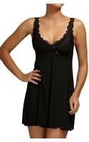 Felina Lace Appeal Chemise - Lyst