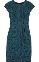 L'Wren Scott Cottonblend Lace Dress - Lyst