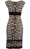 Roberto Cavalli Short Dresses - Lyst
