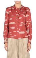 Sonia Rykiel Long Sleeve Shirts - Lyst