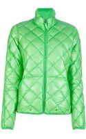 Ralph Lauren Blue Label Quilted Jacket - Lyst