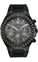 Versace Dv1 Automatic Chronograph Watch - Lyst
