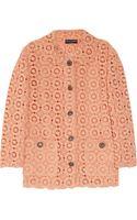 Dolce & Gabbana Cotton Macramã Jacket - Lyst