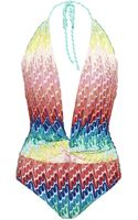 Missoni Mare Swimsuit - Lyst