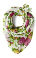 ModCloth Thrive Got A Feeling Scarf - Lyst
