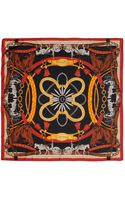 DSquared2 Square Scarves - Lyst