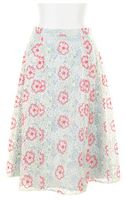 Erdem PVC Skirt - Lyst