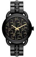 Karl Lagerfeld Edge Stainless Steel Unisex Watch - Lyst