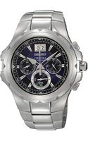 Seiko Mens Coutura Chronograph Watch - Lyst