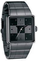 Nixon The Quatro Watch in All Black - Lyst