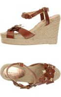 Marc By Marc Jacobs Espadrilles - Lyst