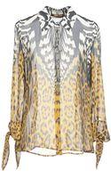 Roberto Cavalli Long Sleeve Shirts - Lyst