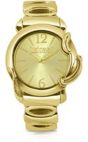 Just Cavalli Eden - Golden Dial Bracelet Watch - Lyst
