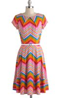 ModCloth Prism and Her Dress - Lyst