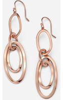 Ippolita Scultura Rosé Multi Oval Earrings - Lyst