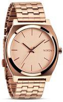 Nixon The Time Teller Watch 43mm - Lyst