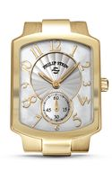 Philip Stein Small Classic Goldplated Watch Head 39mm - Lyst