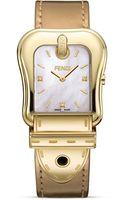 Fendi B Glossy Watch 33mm - Lyst