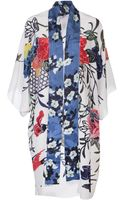 Akira Kimono Coat - Lyst