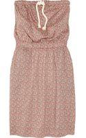 Aubin & Wills Porchester Libertyprint Cotton Dress - Lyst