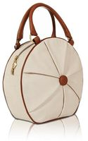 Flaska Laverne Alicia Cream Tote Bag - Lyst