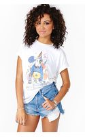 Nasty Gal Party Animal Tee - Lyst